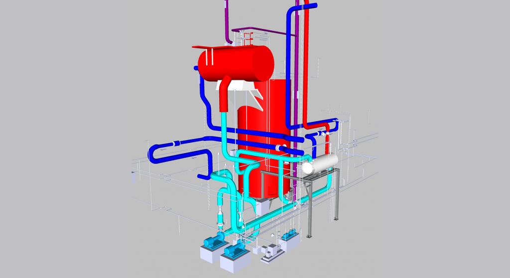 processvattensystem