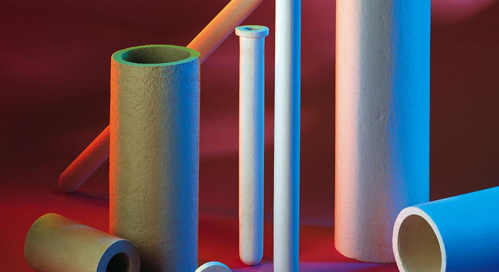 TENMAT hot gas filters